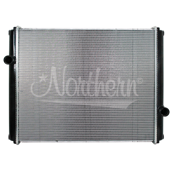 238643 Blue Bird Rear Engine Bus Radiator - 31 x 26 1/4 x 2 1/8
