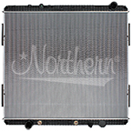 238692 Freightliner / Western Star Radiator - 35 3/4 x 41 1/2 x 2 1/4 (Without Frame)
