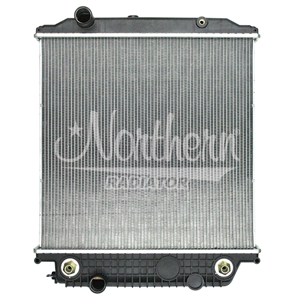 238838 Blue Bird Bus Radiator - 25 x 25 x 2 (PTR without Frame)
