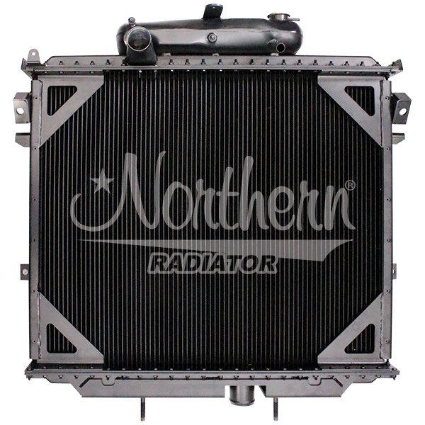 238852 Kenworth Radiator - 35 x 40 1/2 x 2 1/16