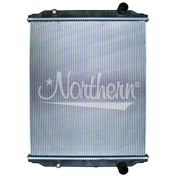 239061 Blue Bird Bus Radiator - 29 7/8 x 25 1/8 x 2 (PTR)