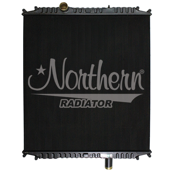 239169 Peterbilt / Kenworth Radiator - 42 15/16 x 38 3/4 x 1 9/16 (CBR w/o Frame)