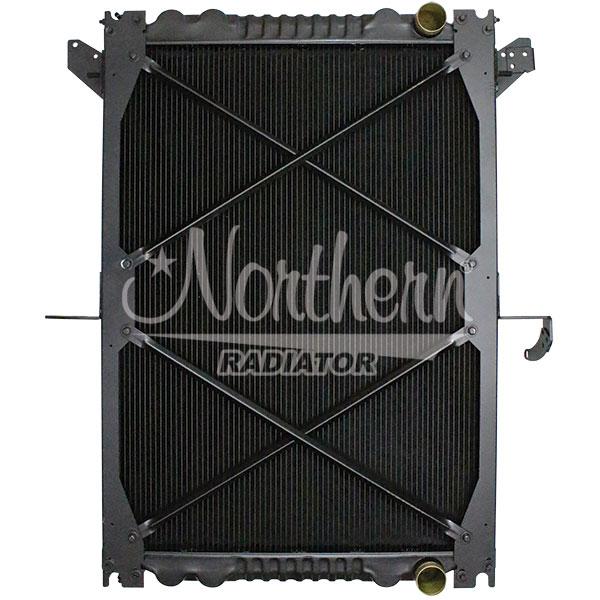 239336 Freightliner Radiator - 41 3/4 x 30 5/8 x 1 9/16 (CBR With Frame)