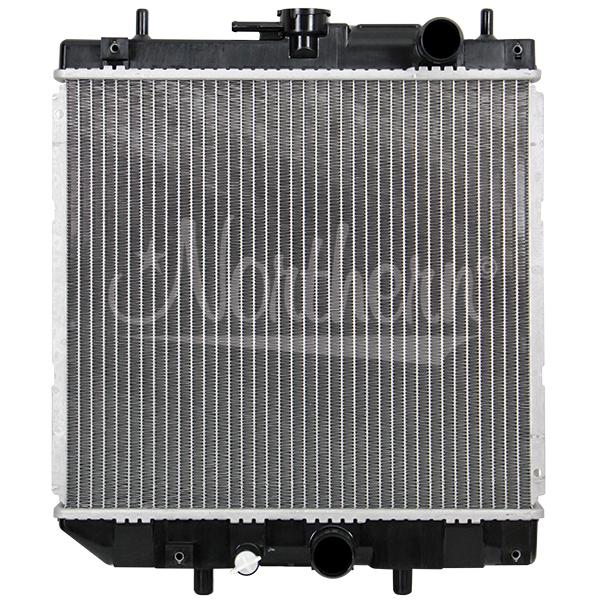 2455040 Kubota UTV Radiator - 12 3/4 x 13 7/8 x 1 (RTV 900 Series)