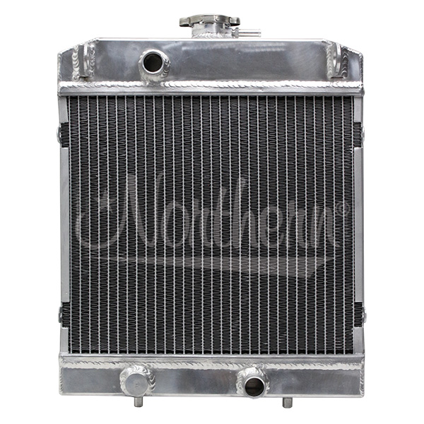 2455041 Arctic Cat ATV / UTV Radiator - 10 3/8 x 12 1/8 x 1 3/8