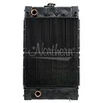 245970 Perkins Generator Radiator - 17 3/8 x 13 1/8 x 1 3/8