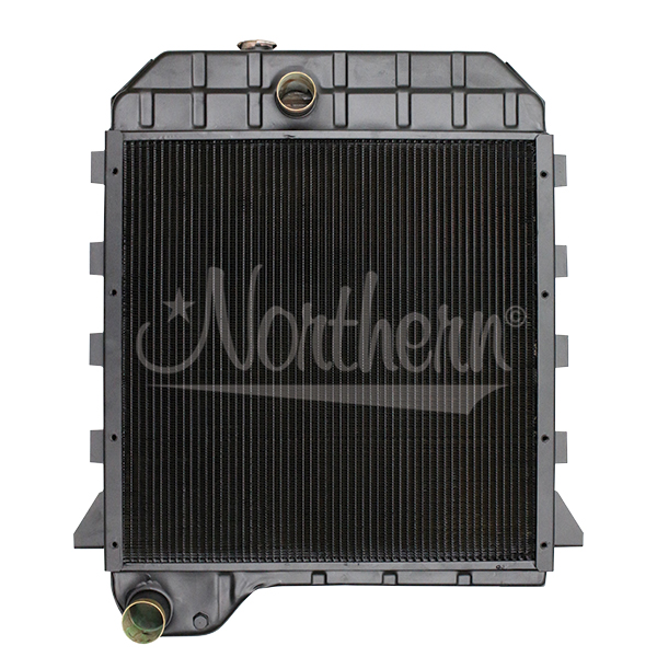 245978 Cat Stationary Engine Radiator - 22 x 22 1/8 x 3 3/4