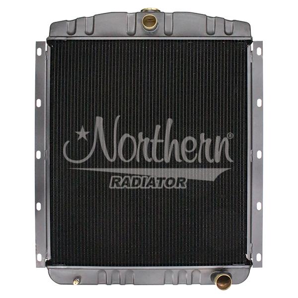 Northern Factory Gmc Detroit Diesel Power Unit Radiator