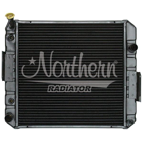 Northern Radiator | Forklift Radiator - Hyster/Yale - 18 7/8 x 19 1