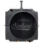 246300 Hobart Airport A/C Unit Radiator - 18 1/8 x 19 11/16 x 2 1/16