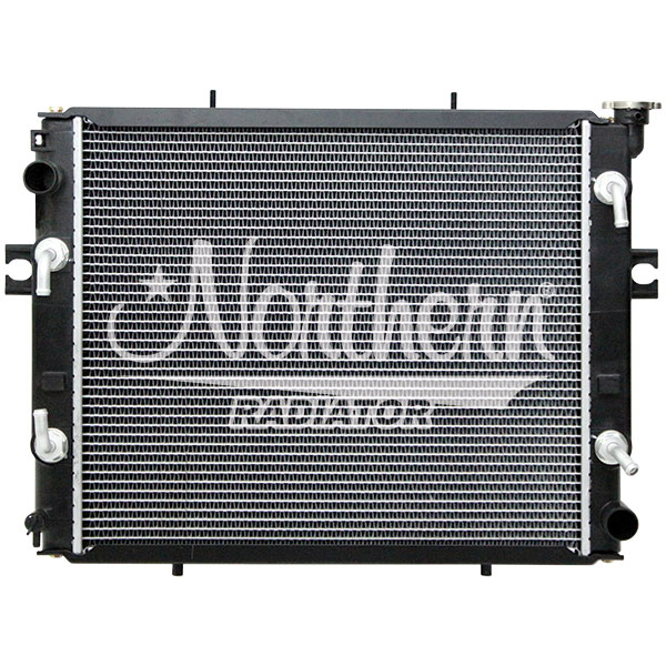 246328 FORKLIFT RADIATOR - TOYOTA - 20 5/8 x 17 3/4 x 1 7/8