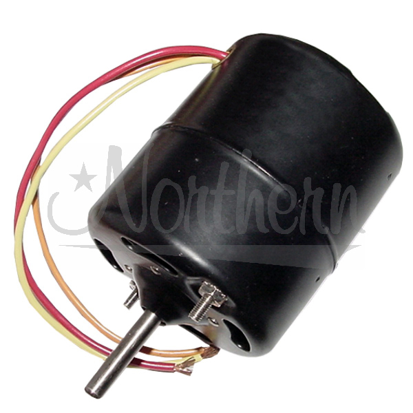 Northern Factory 12 Volt Cw 3 Speed Blower Motor