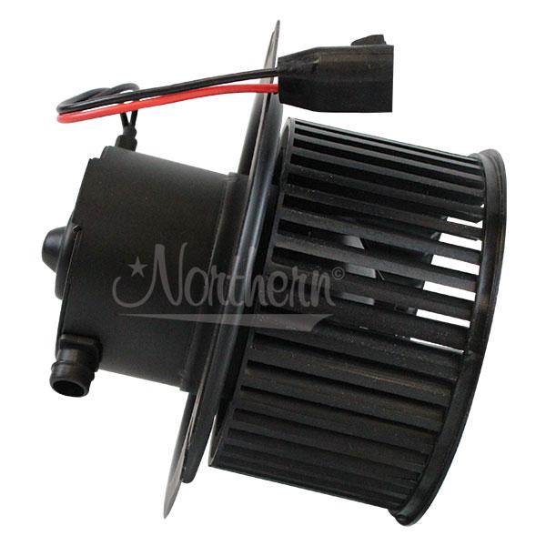 35237 Blower Motor - 12 Volt Vented w/ Wheel