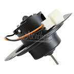 35266 Blower Motor - 12 Volt Vented w/o Wheel