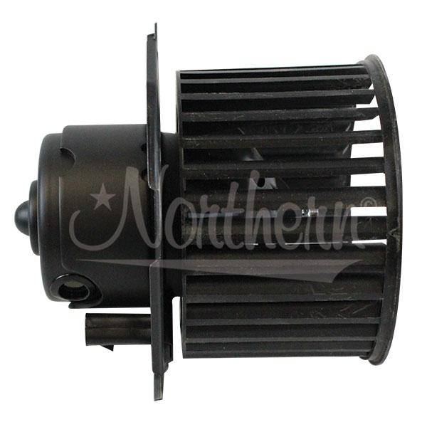 35343 Blower Motor - 12 Volt Vented w/ Wheel