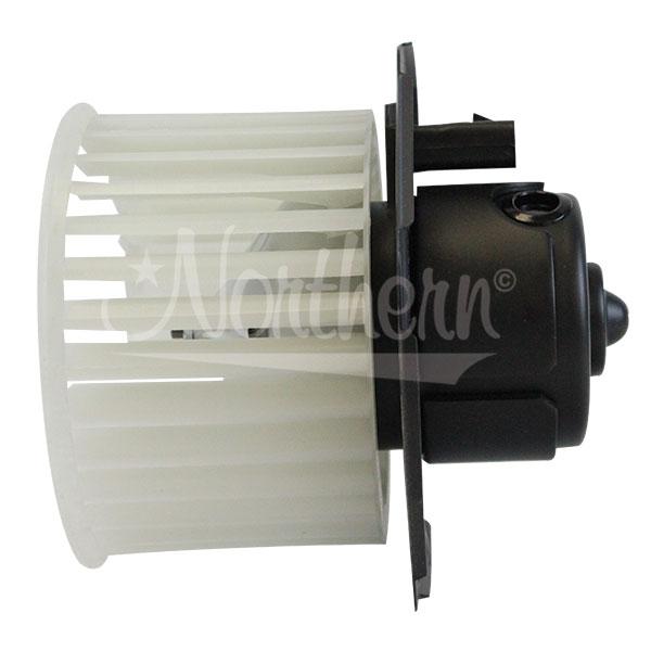 35344 Blower Motor - 12 Volt Vented w/ Wheel