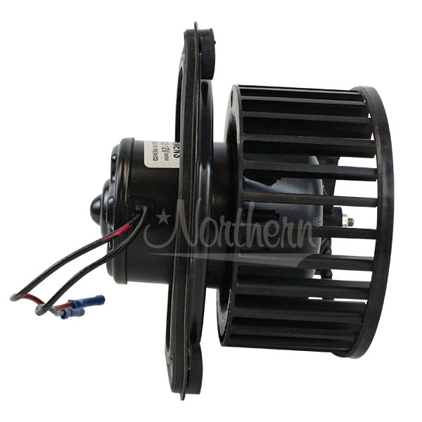 35352 Blower Motor - 12 Volt Vented w/ Wheel