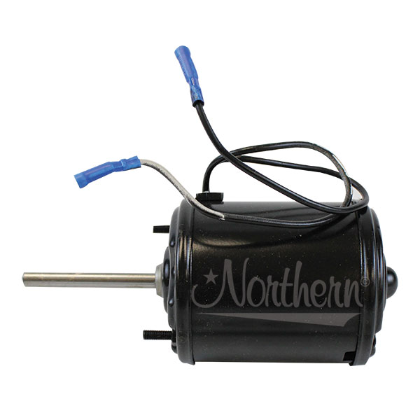 35508 Blower Motor - 12 Volt Closed w/o Wheel