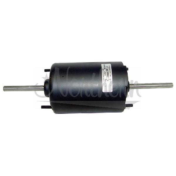 35546 Blower Motor - 12V Double Shaft