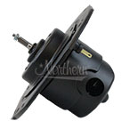 35587 Blower Motor - 12 Volt Vented w/o Wheel