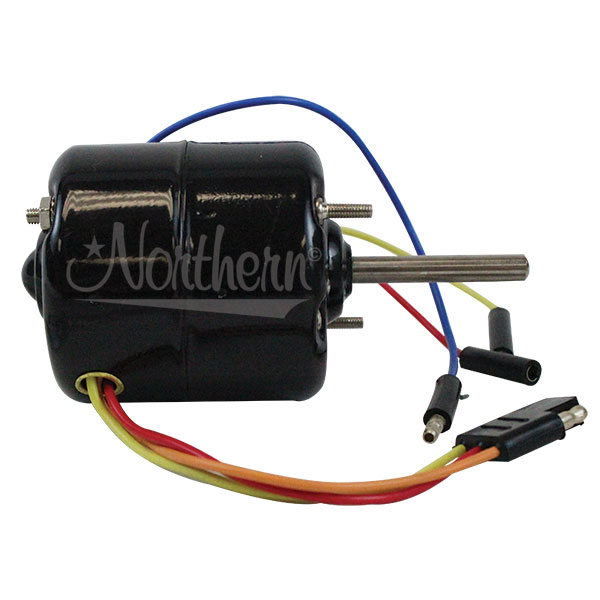 35593 Blower Motor - Single Shaft 12 Volt Vented w/o Wheel