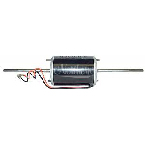 35674 12 Volt Double Shaft Blower Motor