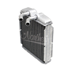 399004 Ford Heater - 7 3/4 x 7 1/4 x 2 Core