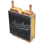 399403 International / Navistar Truck Heater Core - 7 3/4 x 7 3/4 x 2 1/2