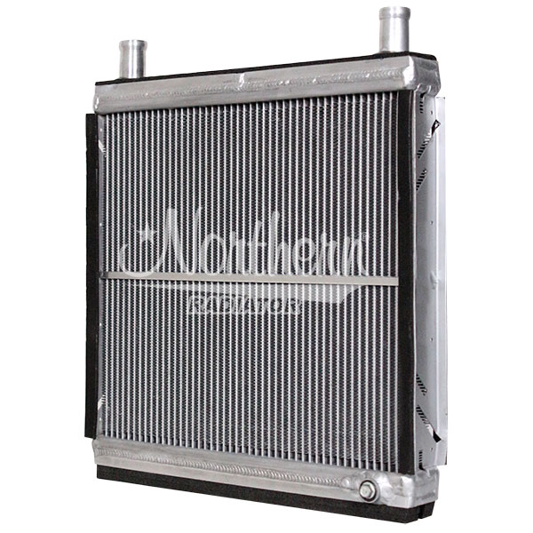 399437 Blue Bird Bus Heater - 11 7/8 x 13 1/8 x 1 1/8