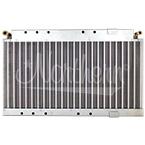 400-609 Massey Ferguson Condenser - 11 1/4 x 23 x 1 1/4