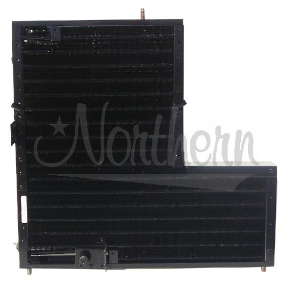 400-635 AGCO / Deutz Condenser - 17 x 17 x 1 3/4