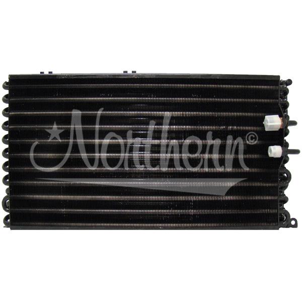 400-707 Case/IH Tractor Condenser - 19 1/2 x 10 3/8 x 2 5/8