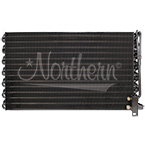 400-726 Ford/New Holland Condenser - 23 x 14 x 2 1/2