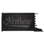 400-758 John Deere Condenser / Oil Cooler Combo - 26 7/16 x 14 7/8 x 3