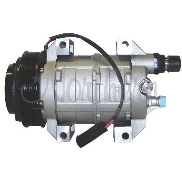 """500-3010 10H20C-H Compressor With 6"""" Poly Clutch"""