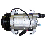 "500-3010 10H20C-H Compressor With 6"" Poly Clutch"