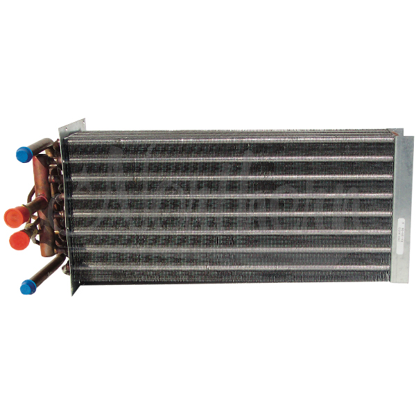 590-6055 Case/IH Evaporator / Heater Combo - 17 1/2 x 8 x 3 3/4