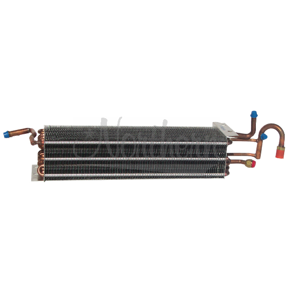 590-6075 Ford/New Holland Evaporator / Heater Combo - 19 x 4 x 4 3/8