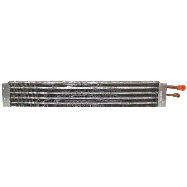 590-6091 Case/IH Evaporator - 28 1/8 x 5 x 2 1/2