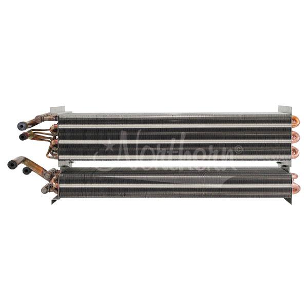 590-6093 Case/IH Evaporator - 18 3/4 x 5 x 6 3/4