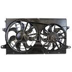 620270 Radiator / Condenser Fan Assembly