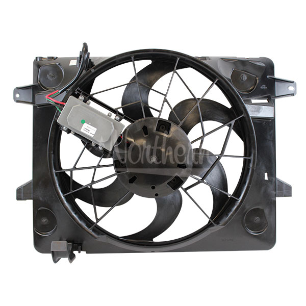 621290 Radiator / Condenser Fan Assembly