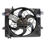 621290 Radiator / Condenser Fan Assembly