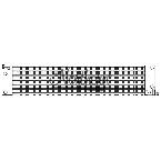 9241613 Western Star Condenser - 36 1/4 x 6 x 1 3/4