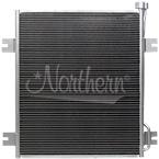 9260105 International / Navistar Condenser - 20 1/2 x 23 3/8 x 5/8