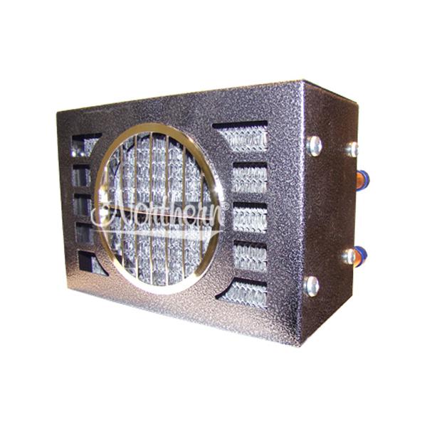 AH24454 20,000 Btu Auxiliary Heater- 9 1/2 x 6 1/2 x 7- 24 Volt
