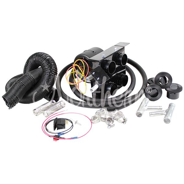 Northern Radiator Heater Unit Polaris Ranger Xp 800