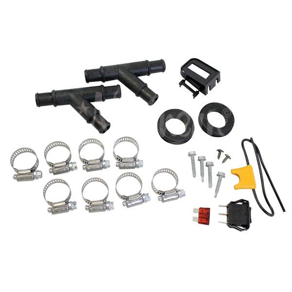 AH450 Auxiliary Heater Installation Kit