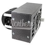 AH525 High Output 20,000 Btu Auxiliary Heater - 9 1/2 x 6 1/2 x 9 - 12 Volt