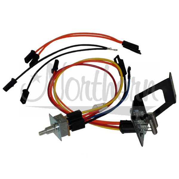 BM2610 3 Speed Blower Switch Update Kit